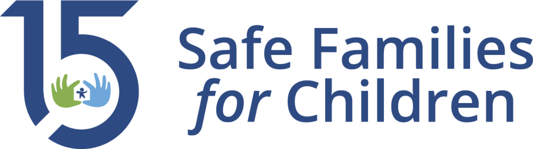 Safe Families for Children Logo